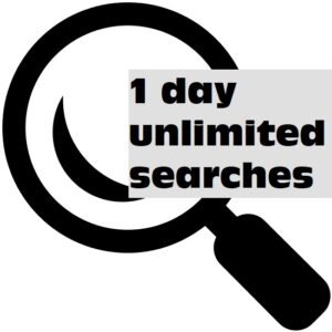 1 Day Search